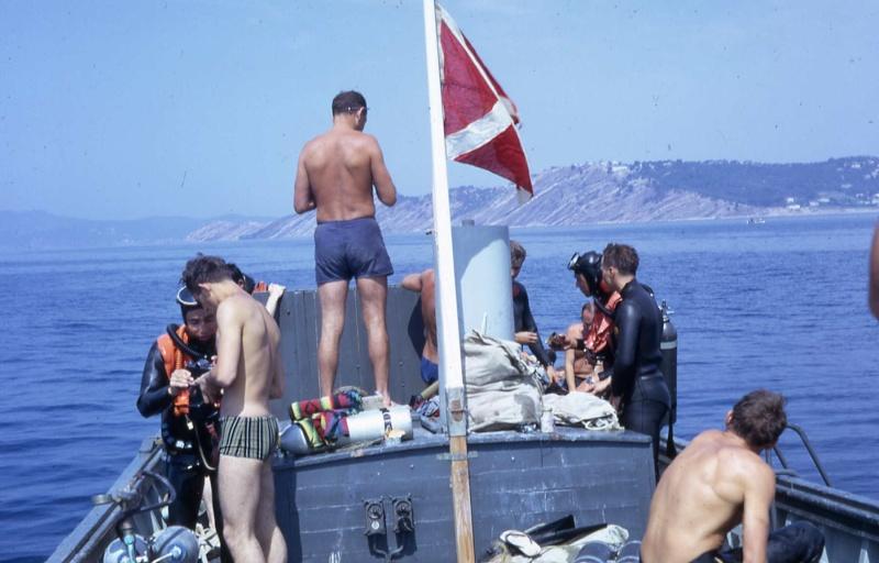 [Les écoles de spécialités] École de plongée de la Marine Arpet_26