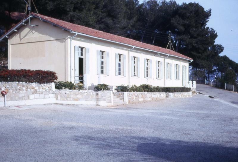 [Les écoles de spécialités] École de Gendarmerie Maritime Toulon. Arpet_37