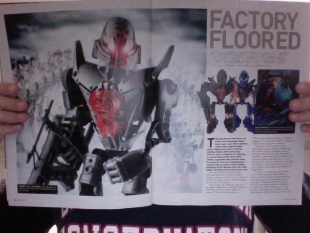 [Produits] Premières images des Hero Factory - Page 13 Hf110