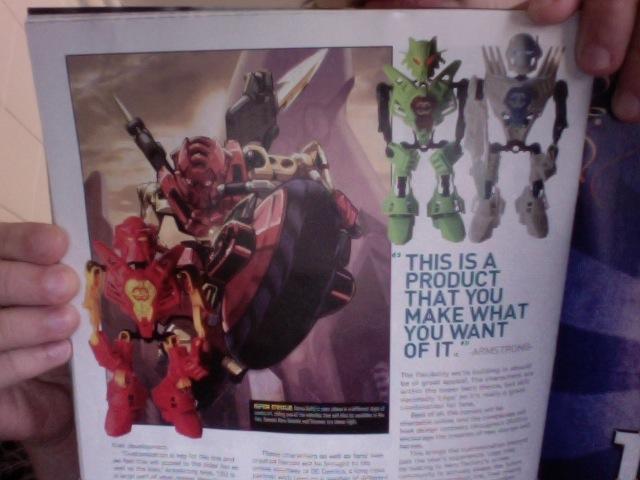 [Produits] Premières images des Hero Factory - Page 13 Hf410