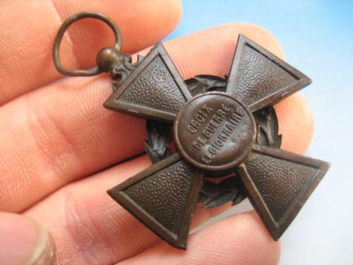 Croix de guerre Cdglvf11