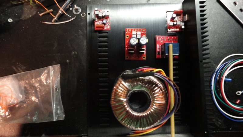 je vais essayer les chip amp! Dsc00919