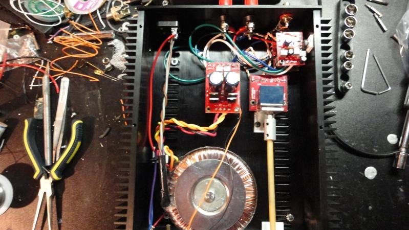 je vais essayer les chip amp! Dsc00920