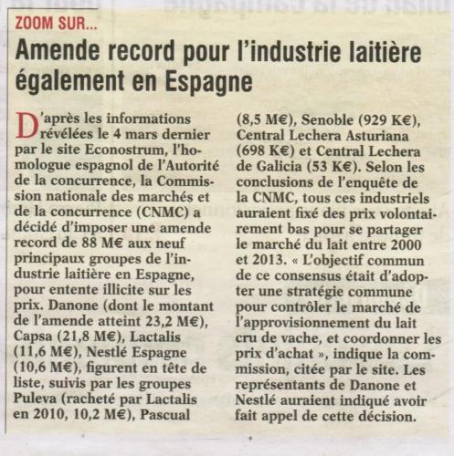 Manif anniversaire de la fin des quotas laitiers à Abbeville le 31 Mars 2015 80b5c110