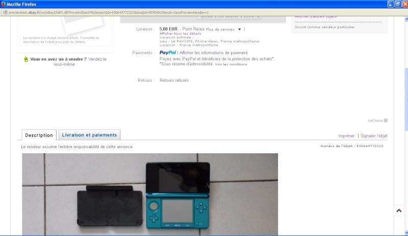 Comment mettre des photos dans l'annonce ebay Ebay_211