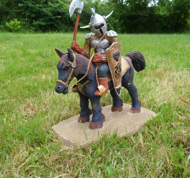 Mes dernières sculptures..... Sam_5410