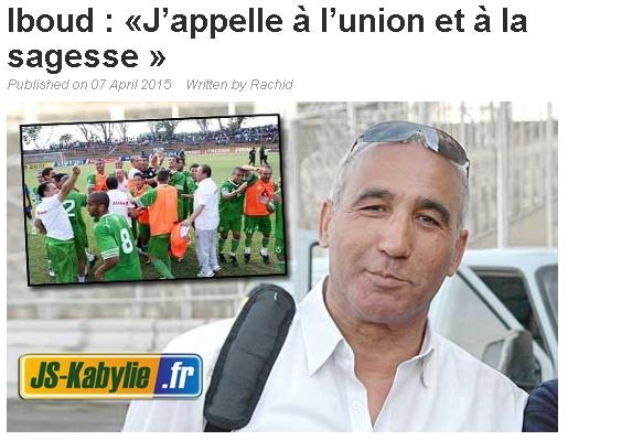 Mouloud IBOUD 20150416