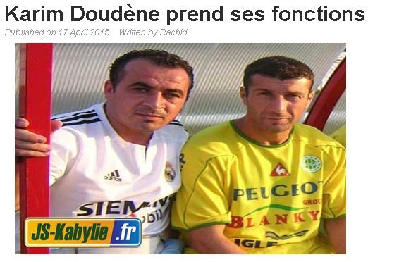 Karim DOUDANE (ex-Manager Général) 20150424