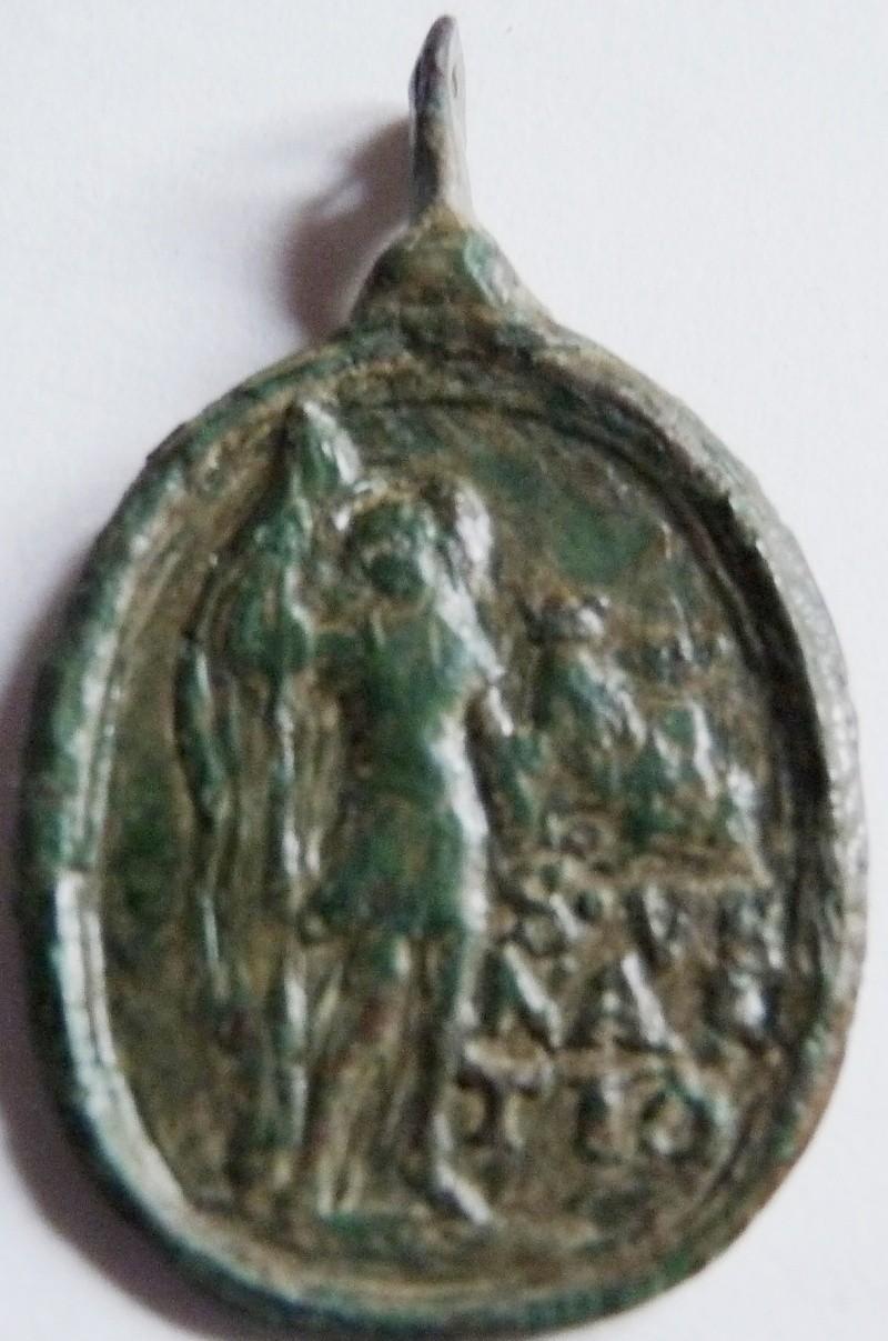 Médaille San-Venancio de Camerino (Italie) - XVIIème A201110