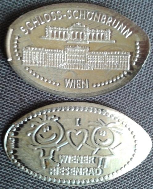 Médaille Cathédrale St Christophe de Vienne Autriche Vienne10