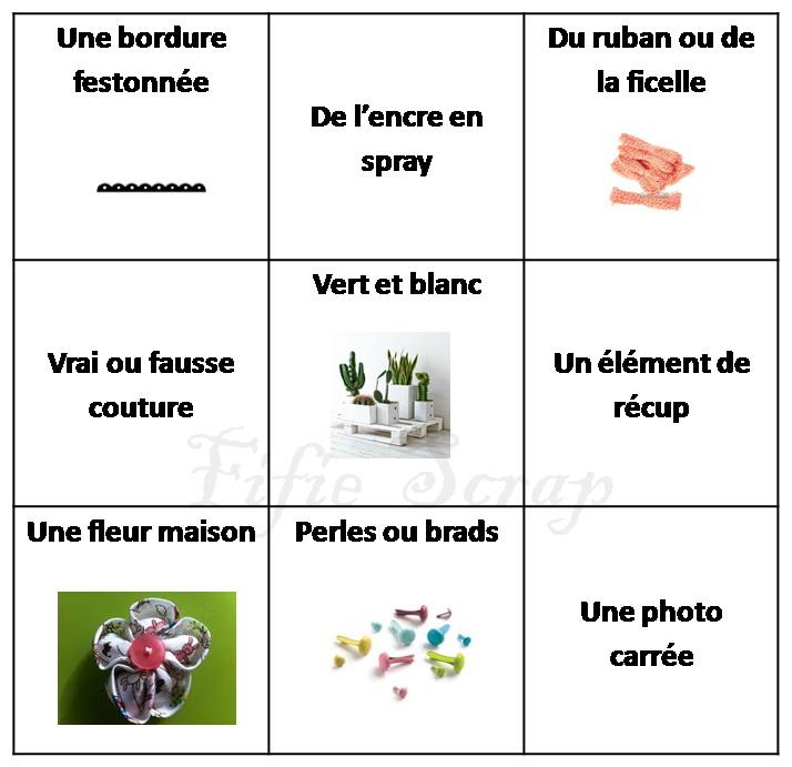 Le Défi Surprise de mai Bingo_10
