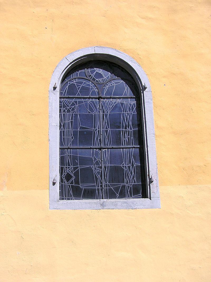 Oberkassel und die Kallboys - Die evangelische Kirche von Oberkassel 1110