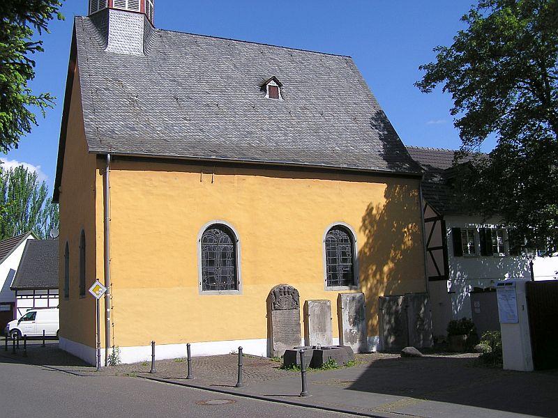Oberkassel und die Kallboys - Die evangelische Kirche von Oberkassel 211