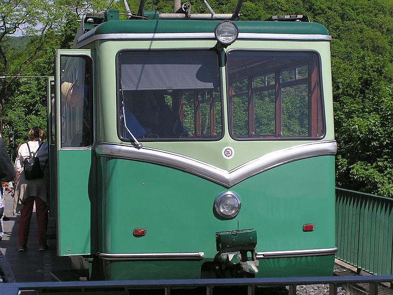 Mit der Zahnradbahn auf den Drachenfels 2310