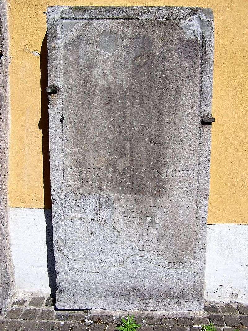 Oberkassel und die Kallboys - Die evangelische Kirche von Oberkassel 810