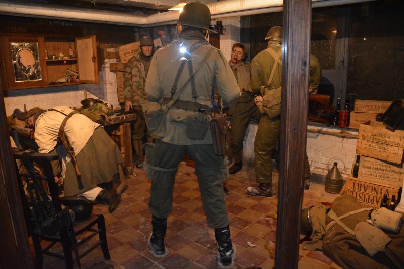 Musée de la 101 st Airborne à Bastogne Combat10