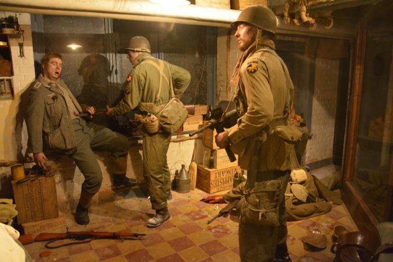 Musée de la 101 st Airborne à Bastogne Combat11