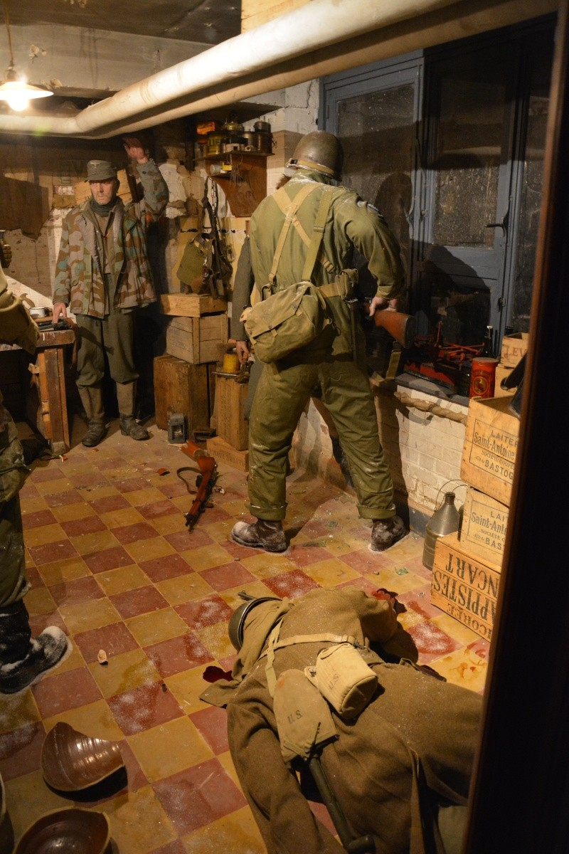 Musée de la 101 st Airborne à Bastogne Combat12