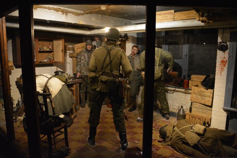 Musée de la 101 st Airborne à Bastogne Combat13