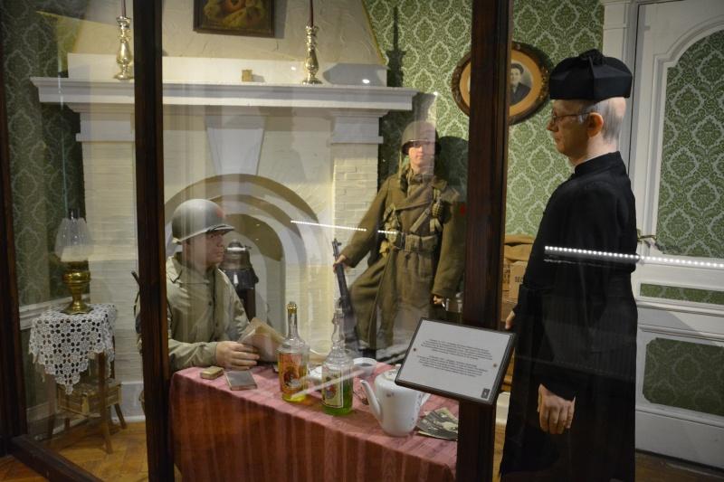 Musée de la 101 st Airborne à Bastogne Curye10