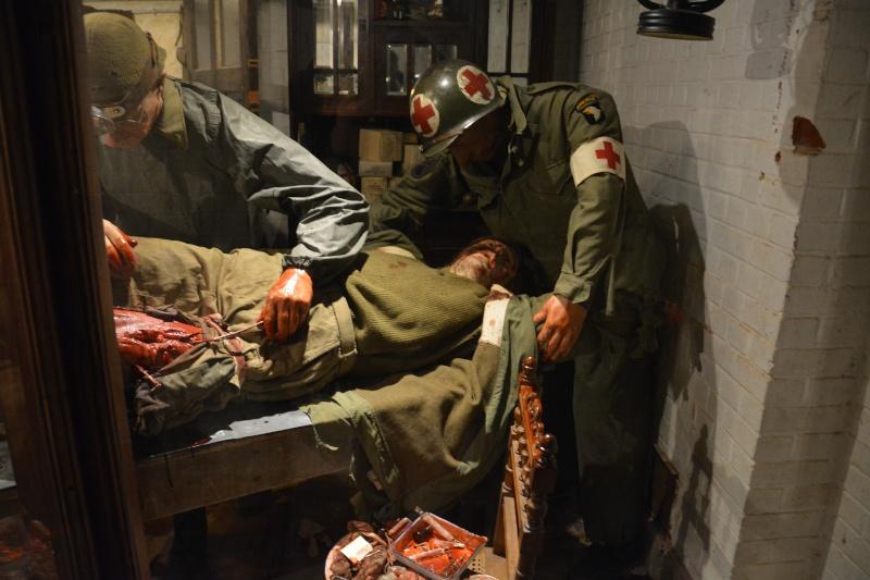 Musée de la 101 st Airborne à Bastogne Medic_10