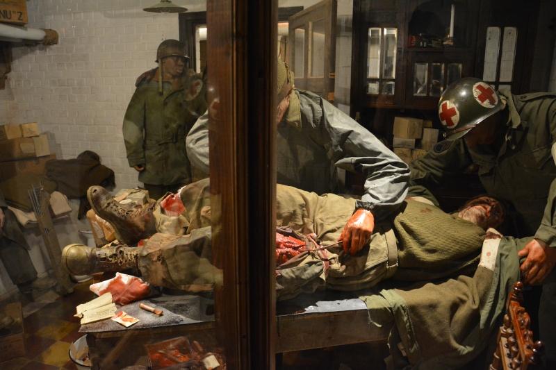 Musée de la 101 st Airborne à Bastogne Medic_11