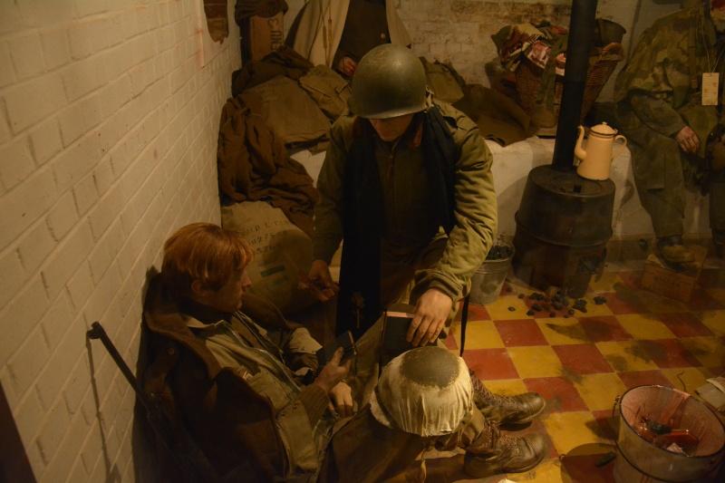 Musée de la 101 st Airborne à Bastogne Medic_14