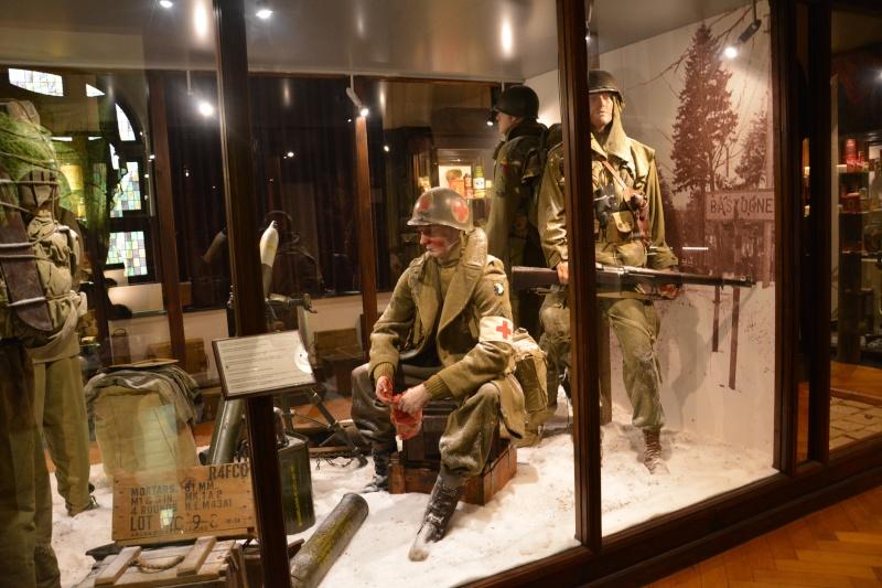 Musée de la 101 st Airborne à Bastogne Medic_16