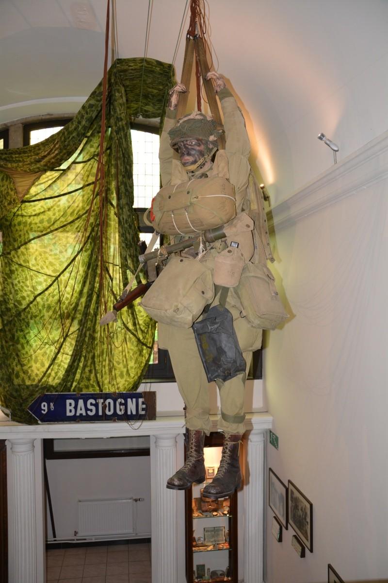 Musée de la 101 st Airborne à Bastogne Para11