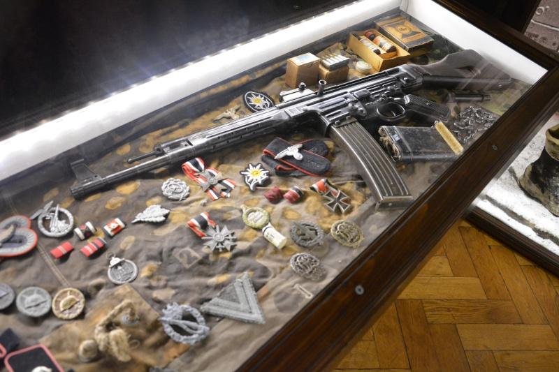 Musée de la 101 st Airborne à Bastogne Stg4410