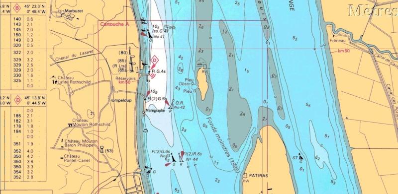Les îles de l'estuaire de la Gironde - Gironde  - France Ile111