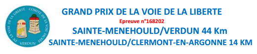 Voie de la Liberté: 44 km ou 14 km: 08 mai 2015 8mai2011