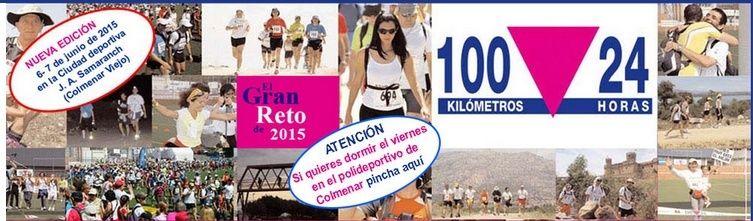 100Km/24h à Colmenar Viejo (Espagne): 6-7 juin 2015 Colmen10