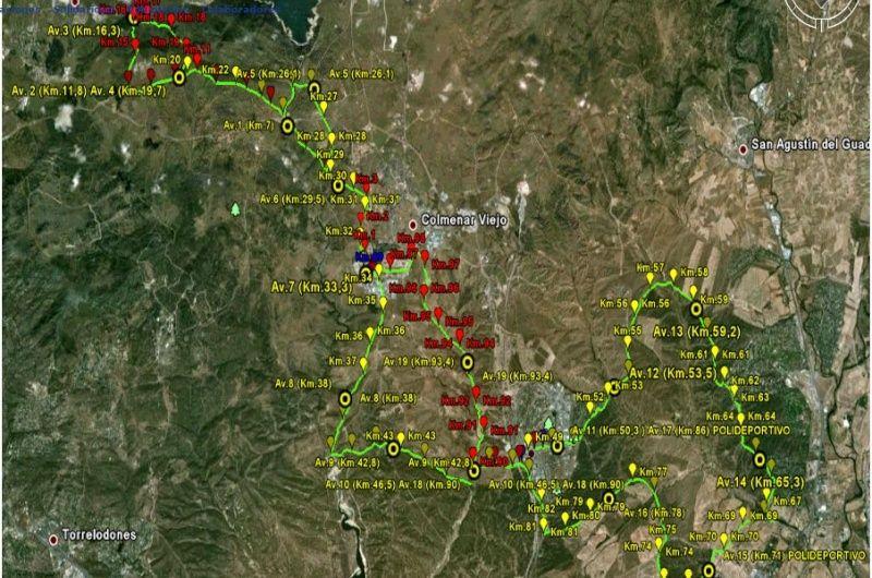 100Km/24h à Colmenar Viejo (Espagne): 6-7 juin 2015 Colmen12