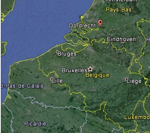 10 km à Dordrecht (NL): 29 mars 2015 Dordre10