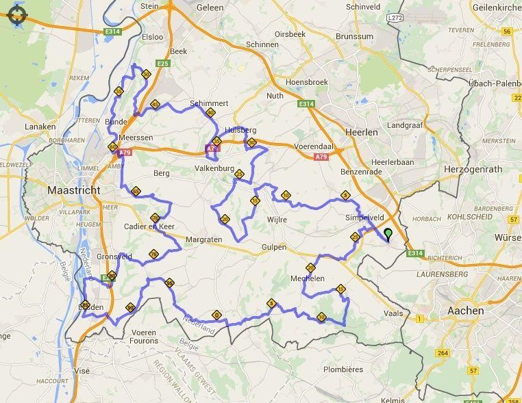 Mergelllandroute, 135km, 2-3 mai 2015 Mergel11