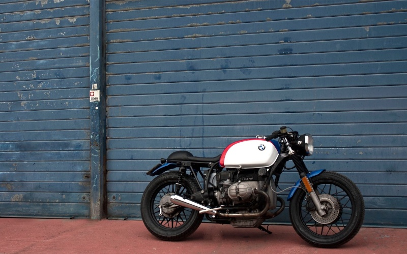 R100 Cafe Racer by Cafe Twin 00010