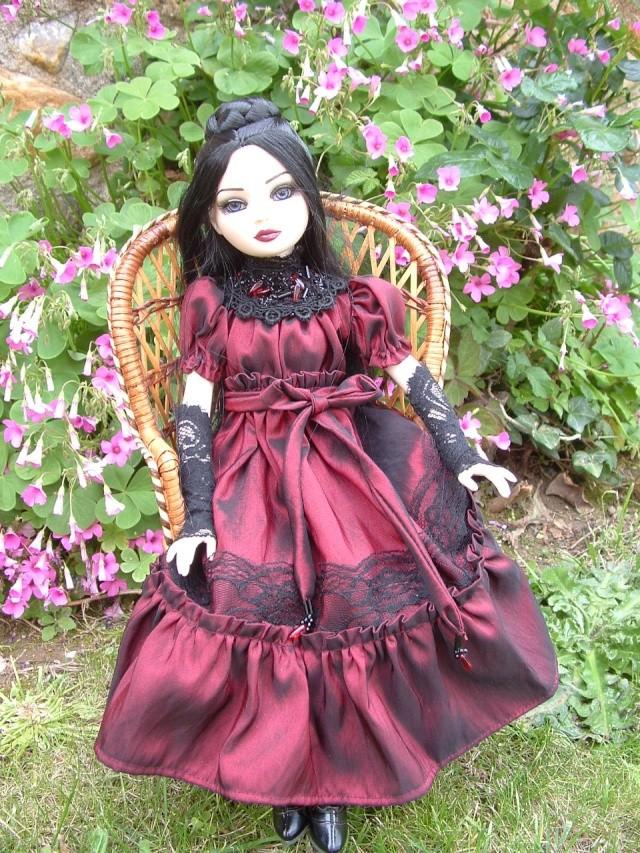 Victoria, My Tell tale heart de Léonie Dscf0056