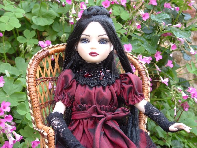 Victoria, My Tell tale heart de Léonie Dscf0060