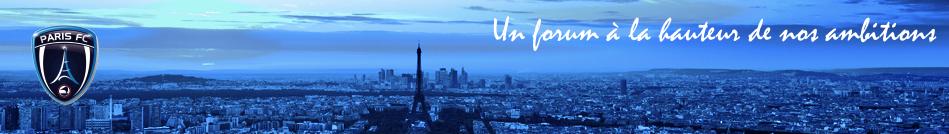 L'unique forum du Paris Football Club
