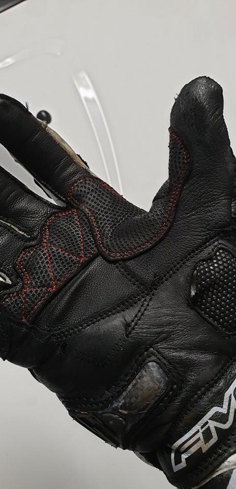 choix gants pour la piste  66460710