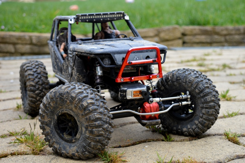 Axial wraith kit - Page 6 Rouge10