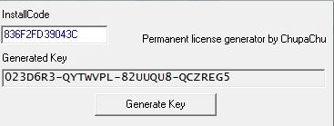clef d'activation pour mon elm 327  112