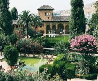 JARDINS D'ORIENT Alhamb10