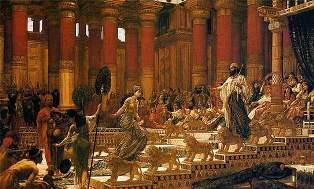 MYTHOLOGIE CHRETIENNE/ BIBLIQUE Reine-11