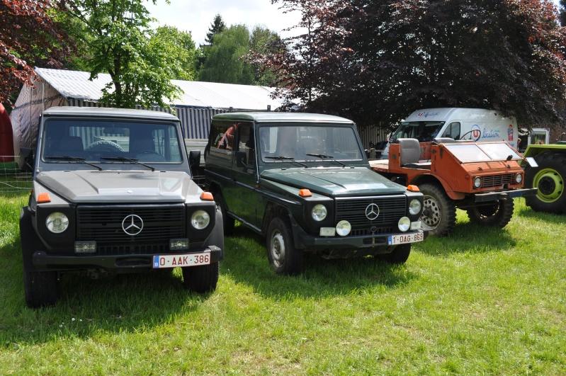 Année Spéciale Unimog et MB TRAC  Meux (Belgique) 17 Mai 2015 Dsc_1222