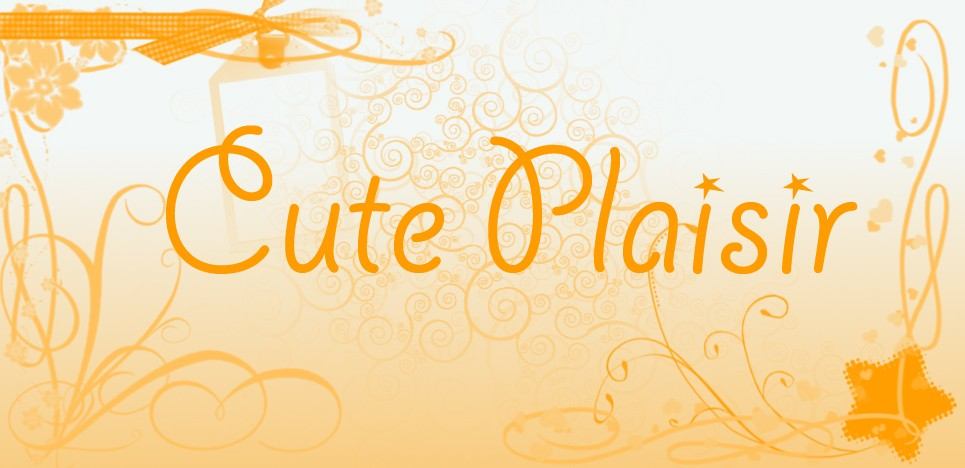 Cute Plaisir~