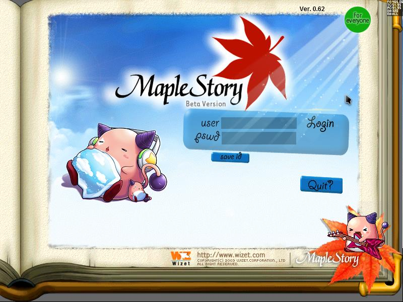 Random Screen shots Maple013