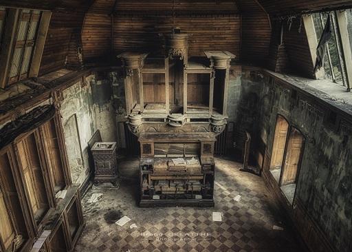 Catacombes ... Manoir10