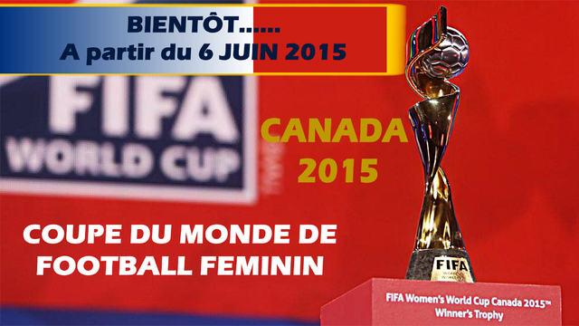 Coupe du monde de football féminin 2015 Coupe-10